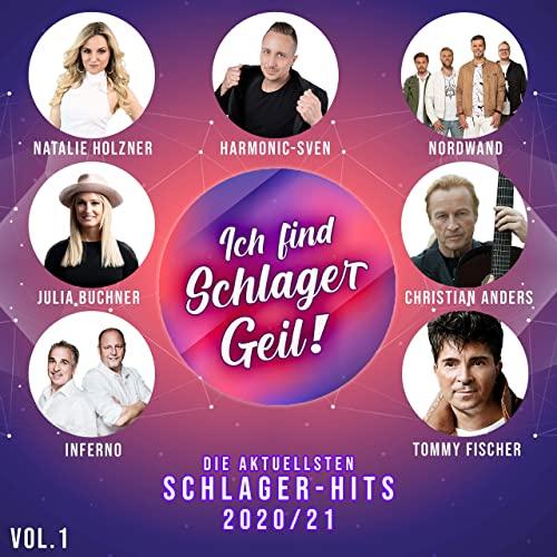 Ich find Schlager Geil, Vol. 1 (2020)