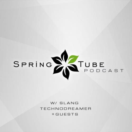 SlanG, Technodreamer — Spring Tube 077 (2020-11-27)