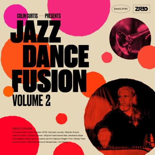 Colin Curtis Presents Jazz Dance Fusion Volume 2 (2020)