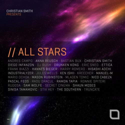 Tronic — Tronic All Stars 2021 (2020)