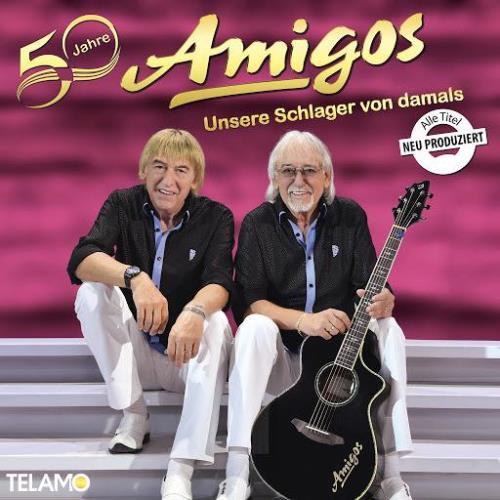Amigos  — 50 Jahre Unsere Schlager Von Damals (2020)