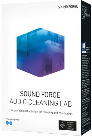 MAGIX SOUND FORGE Audio Cleaning Lab 3 25.0.0.43