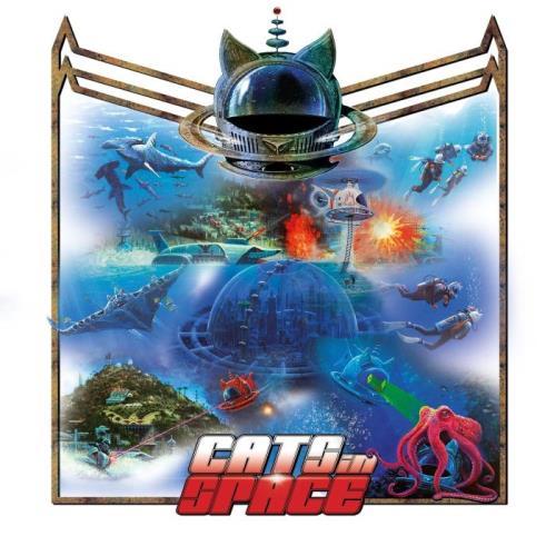 Cats in Space — Atlantis (2020)