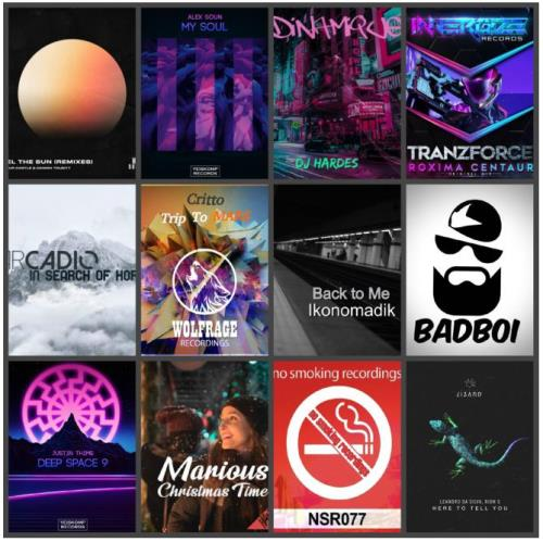 Electronic, Rap, Indie, R&B & Dance Music Collection Pack (2020-12-07)