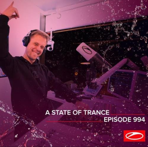 Armin van Buuren — A State of Trance ASOT 994 (2020-12-10)