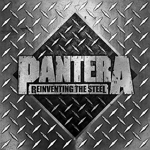 Pantera — Reinventing The Steel  20th Anniversary (2020) FLAC