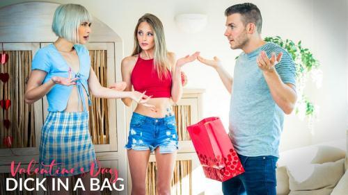 Jessie Saint, Kyler Quinn - Valentines Day Dick In A Bag (HD)