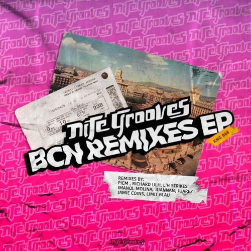 Nite Grooves BCN Remixes EP (2021)