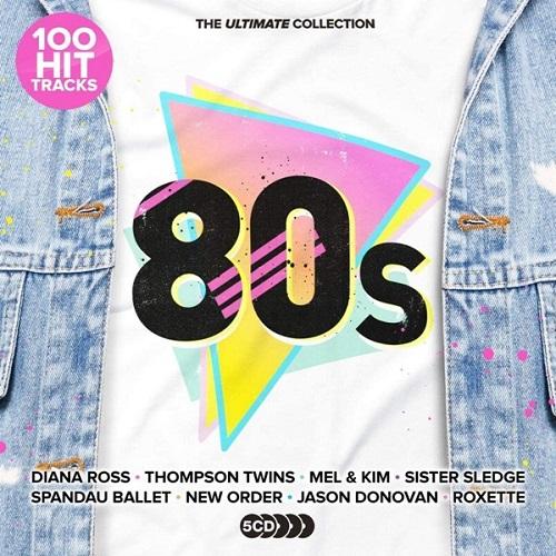 100 Hit Tracks Ultimate 80s (5CD) (2021)