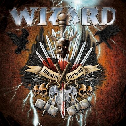 Wizard — Metal in My Head (2021) FLAC