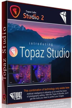 Topaz Studio 2.3.2 RePack & Portable by elchupakabra