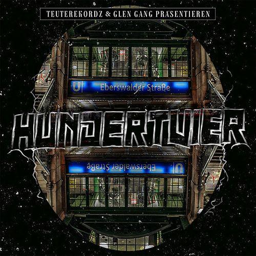 Teuterekordz & GlenGang 030 - HUNDERTVIER (2021)