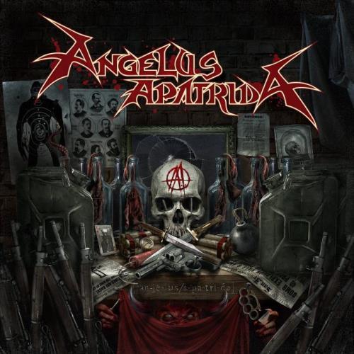 Angelus Apatrida — Angelus Apatrida (2021) FLAC