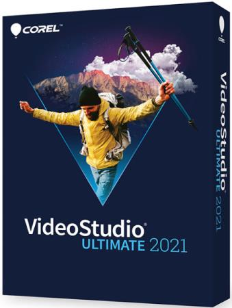 Corel VideoStudio Ultimate 2021 24.0.1.260 RePack by PooShock