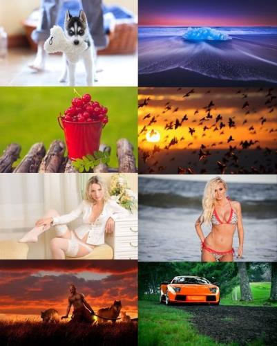 Wallpapers Mix №878