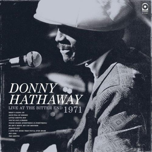 Donny Hathaway — Live At The Bitter End 1971 (2021)