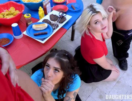 Sabrina Snow, Sofie Reyez - Sunday BBQ (FullHD)