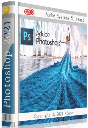 Adobe Photoshop 2021 22.4.0.195 by m0nkrus