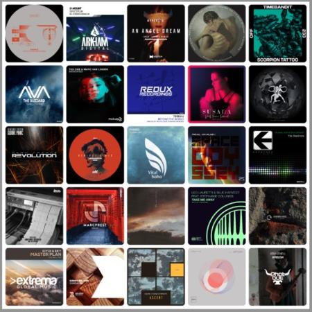Beatport Music Releases Pack 2562 (2021)