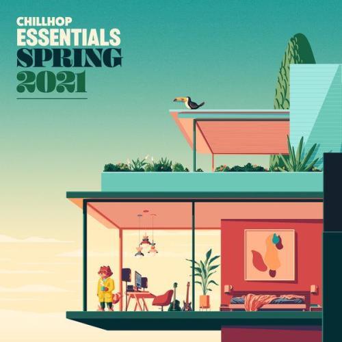 Chillhop Essentials Spring 2021 (2021)