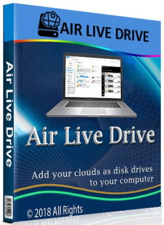 AirLiveDrive Pro 1.8.0 RePack by Diakov