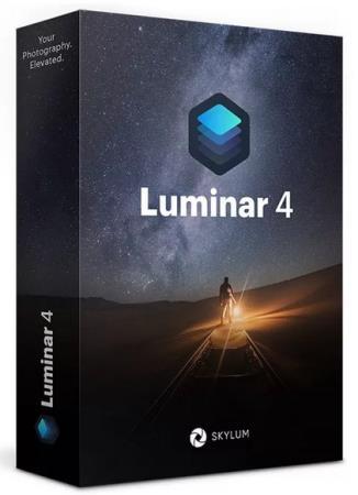 Skylum Luminar 4.3.3.7895 RePack & Portable by elchupakabra
