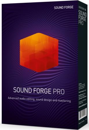 MAGIX SOUND FORGE Pro 15.0 Build 57 + Rus