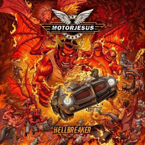 Motorjesus - Hellbreaker (2021) FLAC