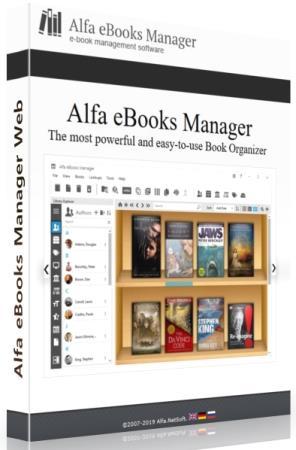 Alfa eBooks Manager Pro / Web 8.4.67.1