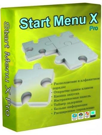 Start Menu X Pro 7.0