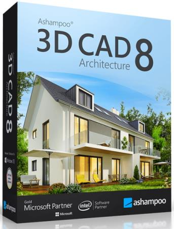 Ashampoo 3D CAD Architecture 8.0.0 Portable by conservator