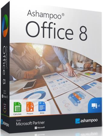 Ashampoo Office 2021 Rev A1031.0303