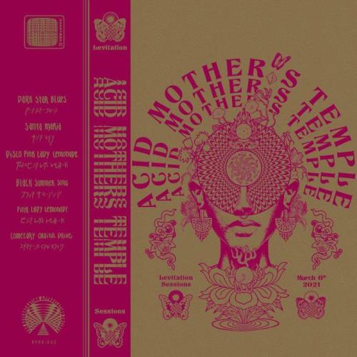 Acid Mothers Temple — Levitation Sessions (2021)