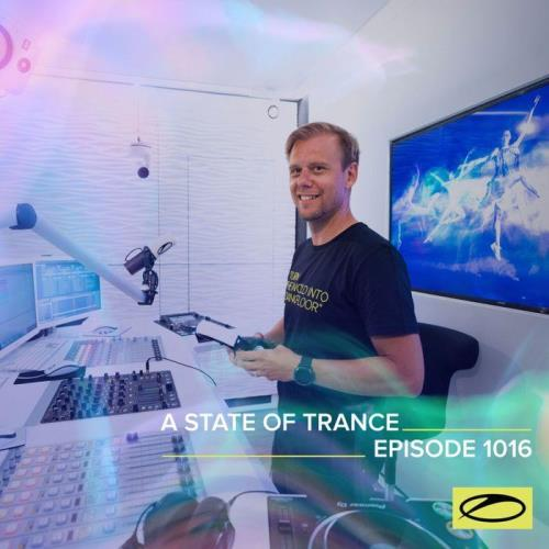 Armin van Buuren — A State Of Trance 1016 (2021-05-13)