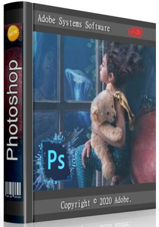 Adobe Photoshop 2020 21.2.8.17 RePack by KpoJIuK