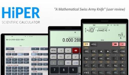 HiPER Calc Pro 8.3.2 (Android)