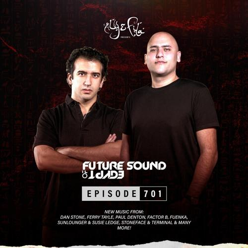 Aly & Fila — Future Sound Of Egypt 701 (2021-05-12)