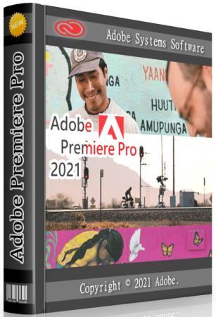 Adobe Premiere Pro 2021 15.2.0.35 RePack by PooShock