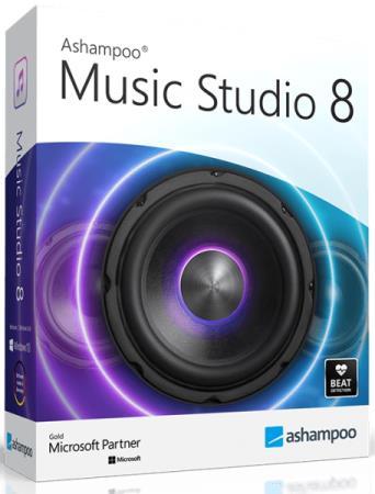 Ashampoo Music Studio 8.0.6.3 Portable by Alz50
