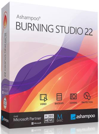Ashampoo Burning Studio 22.0.7.33 Final Portable by Alz50