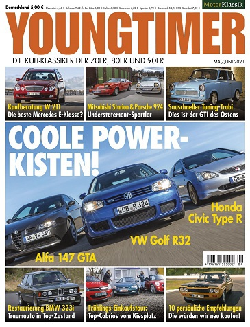 Motor Klassik Youngtimer Magazin Nr 04 Mai - Juni 2021