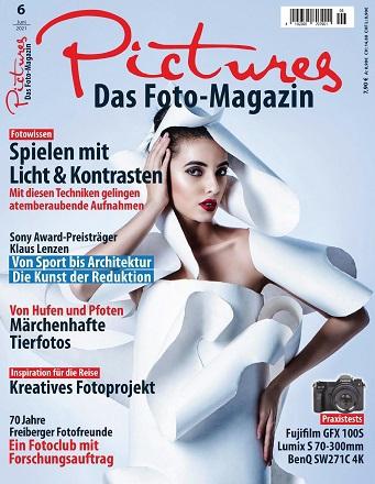 Pictures - Das Foto-Magazin Nr 06 Juni 2021