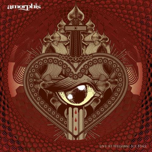 Amorphis — Live at Helsinki Ice Hall (2021) FLAC