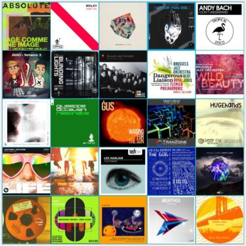 Beatport Music Releases Pack 2720 (2021)