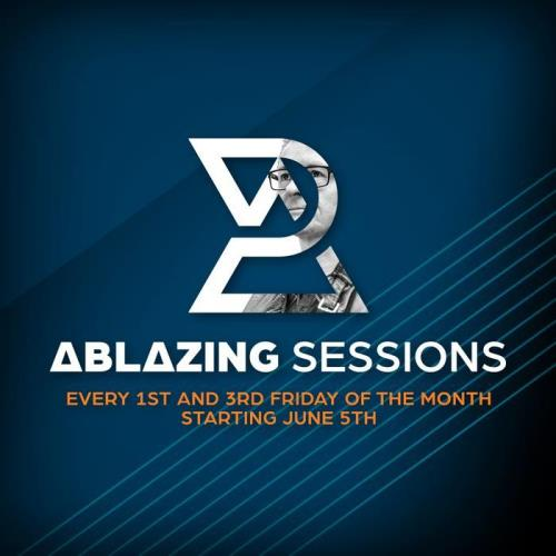 Rene Ablaze & Ralphie B — Ablazing Session 043 (2021-05-16)