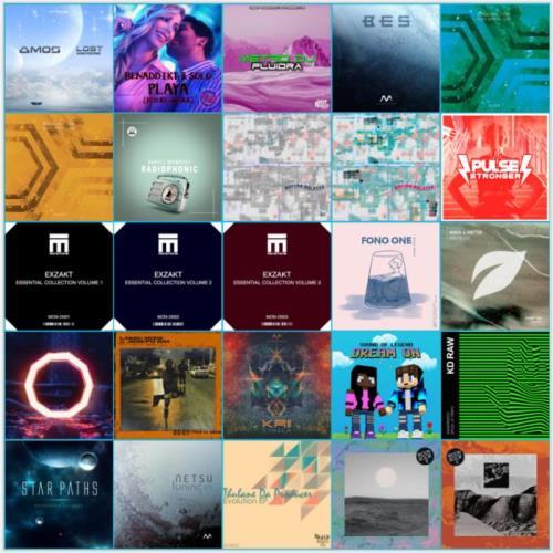 Beatport Music Releases Pack 2725 (2021)