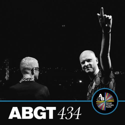 Above & Beyond, Fatum — Group Therapy ABGT 434 (2021-05-21)