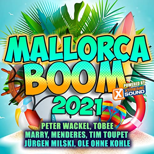 Mallorca Boom 2021 (Powered by Xtreme Sound) (2021)