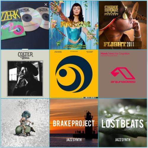Beatport Music Releases Pack 2732 (2021)