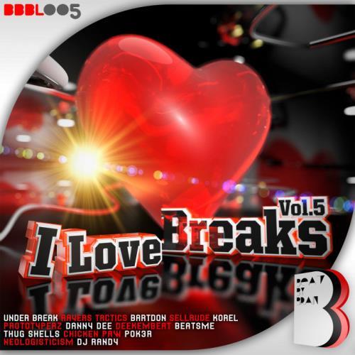 I Love Breaks Vol 5 (2021)